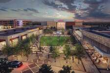 AMC Theatres has signed on as an anchor tenant in MetroPark Square, a 69-acre development east of Interstate 45 and south of Texas 242 in  Shenandoah. The 10-screen, 41,500-square-foot theater is expect to open in early 2018, according to real estate firm Baker Katz. The Retail Connection represented the owner, Daniel Moon with Sam Moon Group.