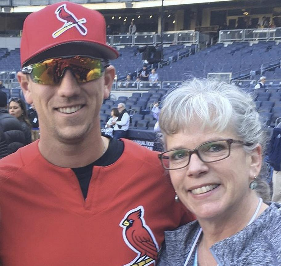 With His Mother Ailing Stephen Piscotty Comes Home In A S