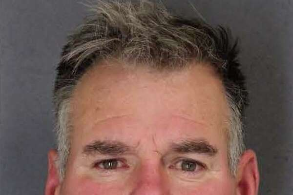 Douglas Harrington is charged with breaking into his neighbor's barn. (Washington County sheriff's department)