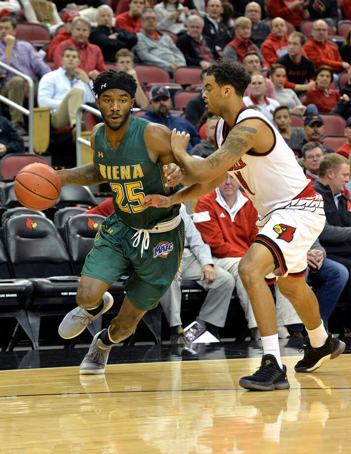 Siena's Nico Clareth said no game is a breather - even against Bryant (1-10). (Associated Press)
