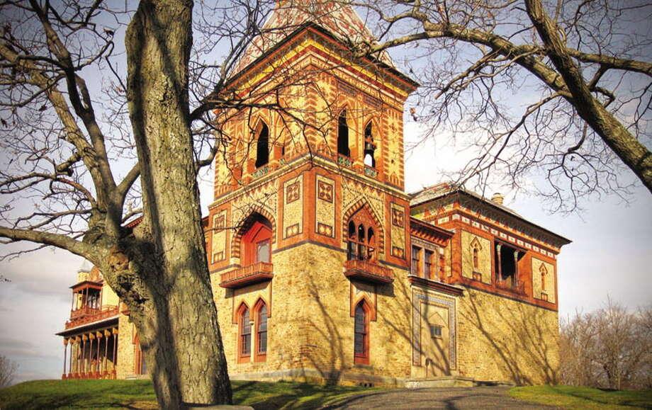 Olana historic site outside Hudson. (Times Union archives)