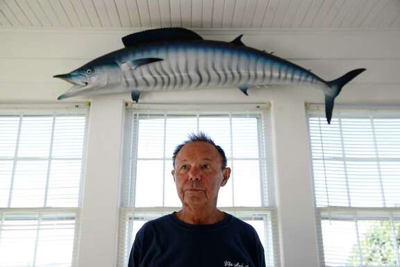 """""""I call it the velvet hammer,"""" White Marlin Open's Jim Motsko says of polygraphs used in fishing contests."""