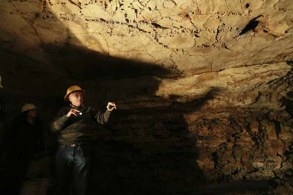 Friesenhahn Cave just outside S.A. yielded treasure trove ...