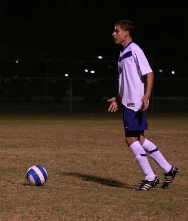 Rosendo Mendoza played four years of varsity soccer at Humble High School and graduated in 2011 Photo: Rosendo Mendoza