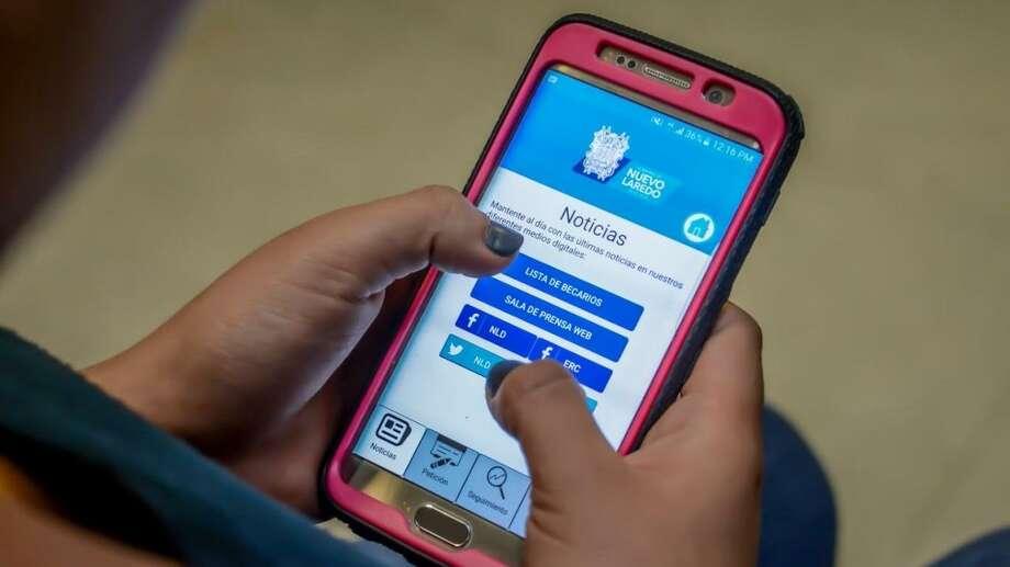 La nueva app YoNLD, implementada por el gobierno de Nuevo Laredo, México, permitirá realizar pagos de servicios desde la comodidad del hogar. Photo: Foto De Cortesía /Gobierno De Nuevo Laredo