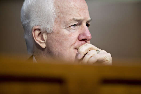 Sen. John Cornyn, R- Texas, is the No. 2 Republican in the Senate.