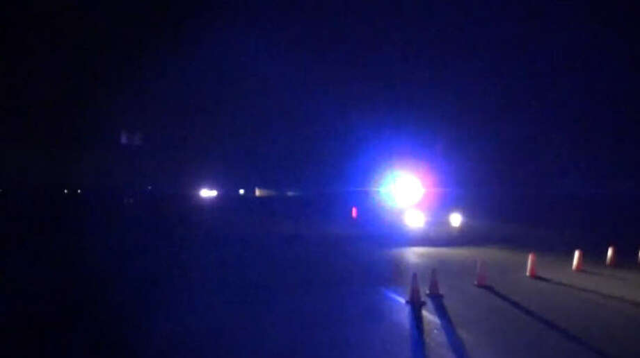 One person is dead after an overnight wreck in Fort Bend County. Photo: Metro Video