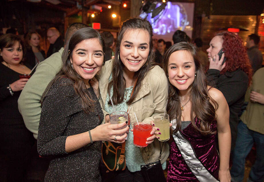 Life Day and all things Star Wars were celebrated Saturday night, Dec. 16, 2017, at Brass Monkey for the nightclub's annual Star Wars Christmas Party. Photo: B. Kay Richter For MySA