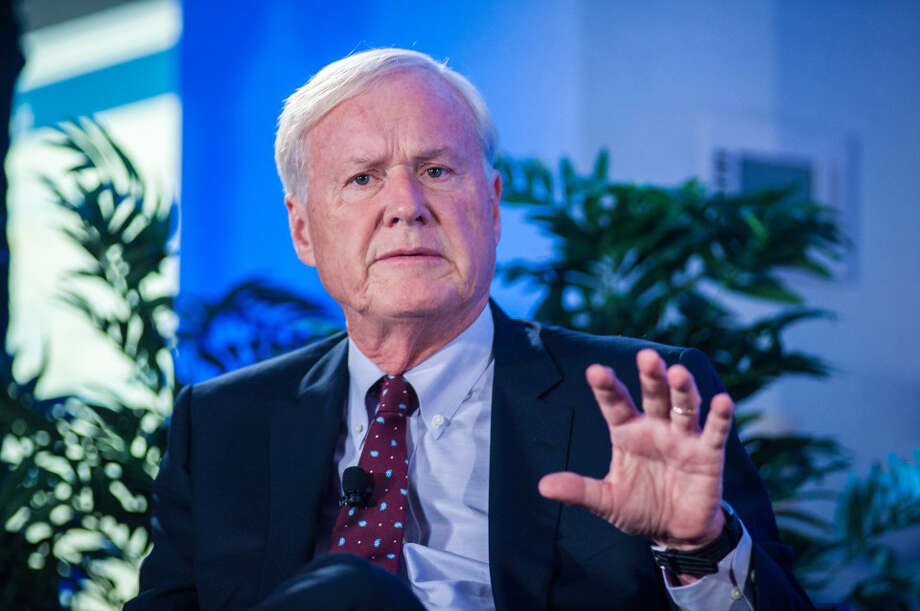 """Chris Matthews, host of MSNBC's """"Hardball."""" Click through the gallery for things you might not know about Sen. Kamala Harris. Photo: Photo For The Washington Post By Andre Chung / Andre Chung"""