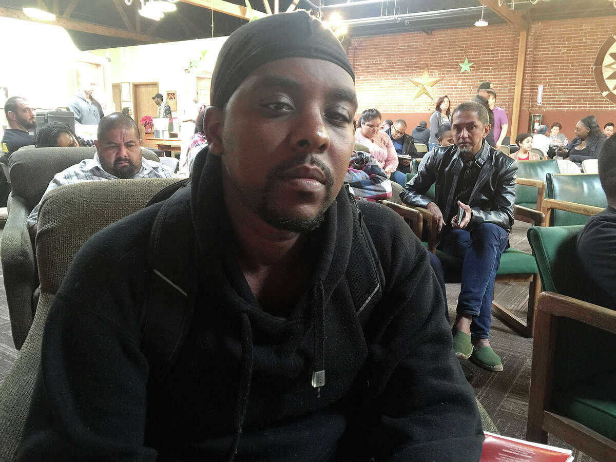 Yirtuamlak Hailu Derege came to California to make it in the entertainment business, but he was convicted of selling marijuana soon after. He wants to get the charges removed so he can have better employment prospects.