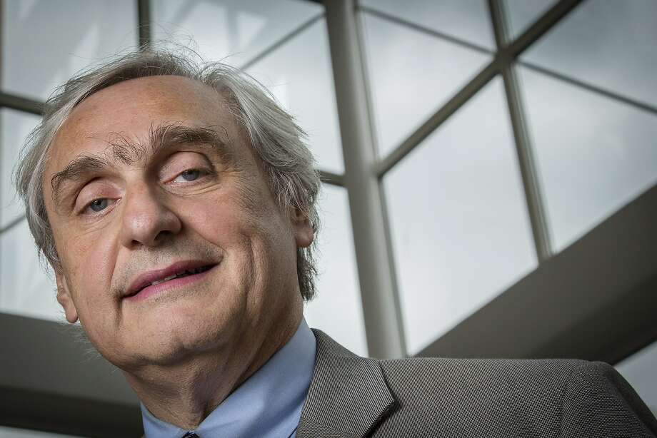 FILE - In this July 24, 2014, file photo, then-Chief Judge of the U.S. Court of Appeals for the Ninth Circuit Alex Kozinski poses for a portrait in the lobby of a Washington office building. The Washington Post says nine more women say they were subject to inappropriate sexual conduct or comments by a prominent U.S. appeals court judge. In a story published on Friday, Dec. 15, 2017, the newspaper says the latest allegations against 9th U.S. Circuit Court of Appeals Judge Kozinski go back decades and include women who met him at events. (AP Photo/J. David Ake, File) Photo: J. David Ake, Associated Press