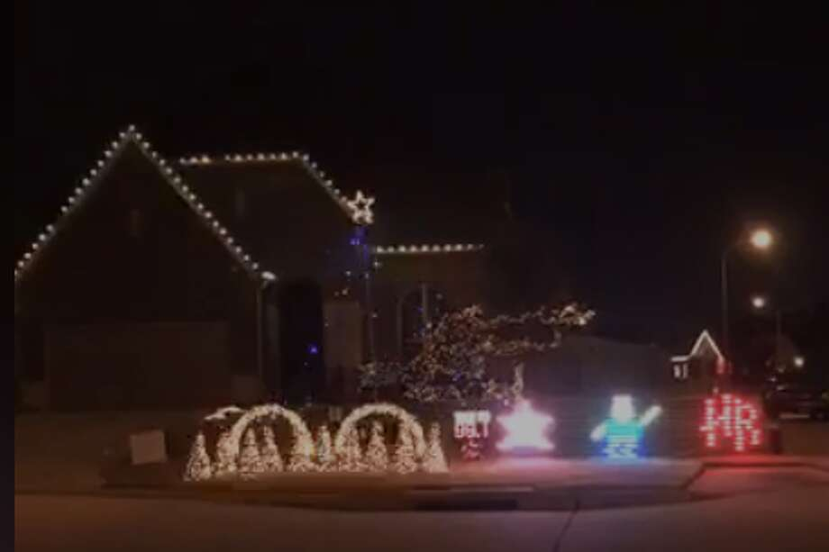 PHOTOS: The best places to see Christmas lights in HoustonFrankie To-ong has a Christmas lights show at his home in Spring that is a tribute to the Astros and Houston hip hop music.Browse through the photos above to see the best places to see Christmas lights around Houston. Photo: Frankie To-ong