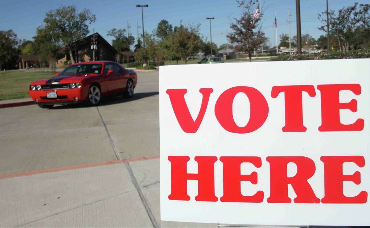 The 2018 primaries will be March 6. Early voting started Tuesday, Feb. 20 and continues through March 2.