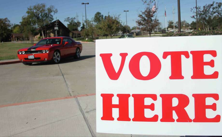 The 2018 primaries will be March 6. Early voting will be Feb. 20 through March 2. Photo: JASON FOCHTMAN / The Advocate