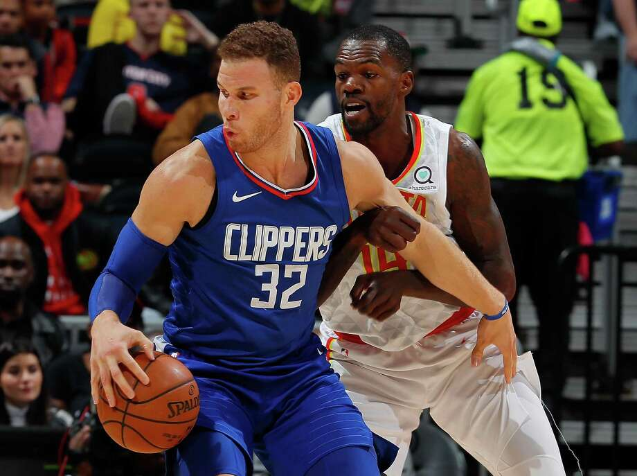 Oft-injured Blake Griffin never got the L.A. Clippers to the top. Photo: Kevin C. Cox /Getty Images / 2017 Getty Images