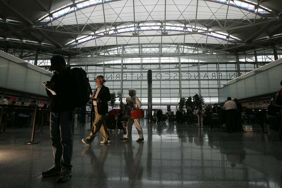 The International Terminal. Photo: Eric Luse, The Chronicle