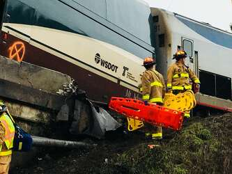 More lawsuits filed in deadly DuPont Amtrak derailment