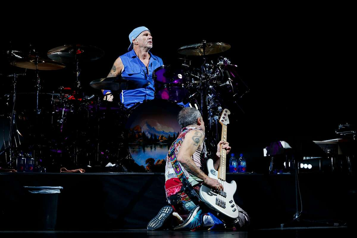 Band Together 2, the sequel to last month's Band Together Bay Area concert, featured�the Red Hot Chili Peppers, Lukas Nelson & Promise of the Real as well as the Glide Ensemble. The benefit raised $4 million for victims of October's Wine Country fires.