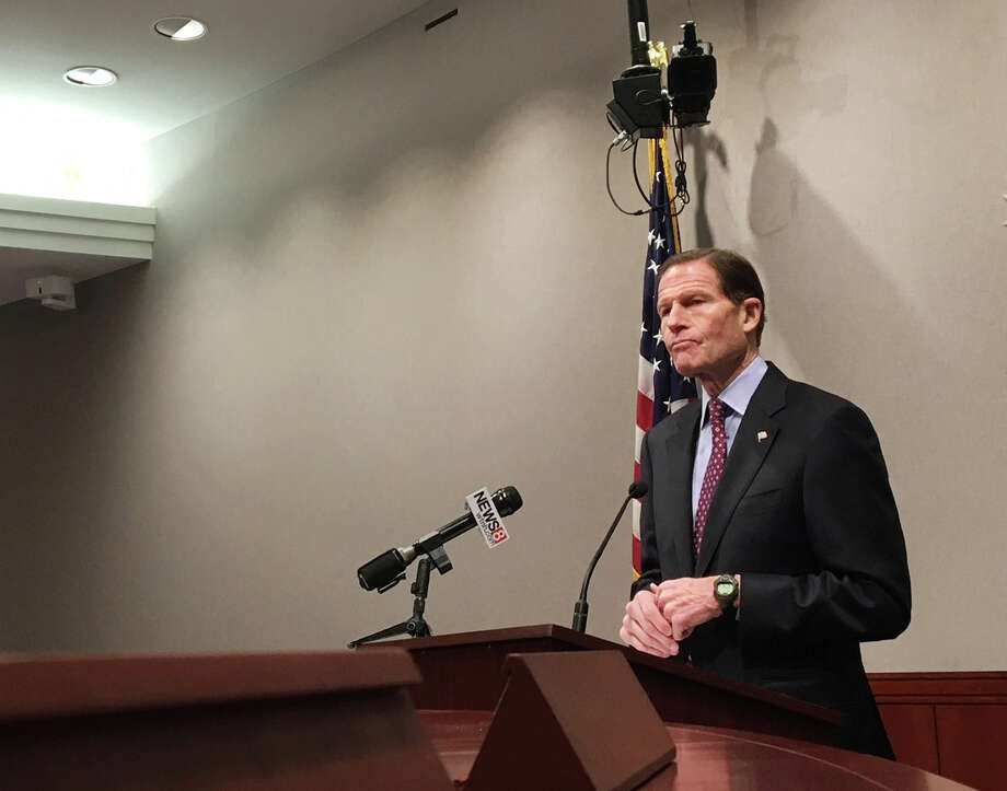 U.S. Sen. Richard Blumenthal  Photo: Ken Dixon, Hearst Connecticut Media / Connecticut Post