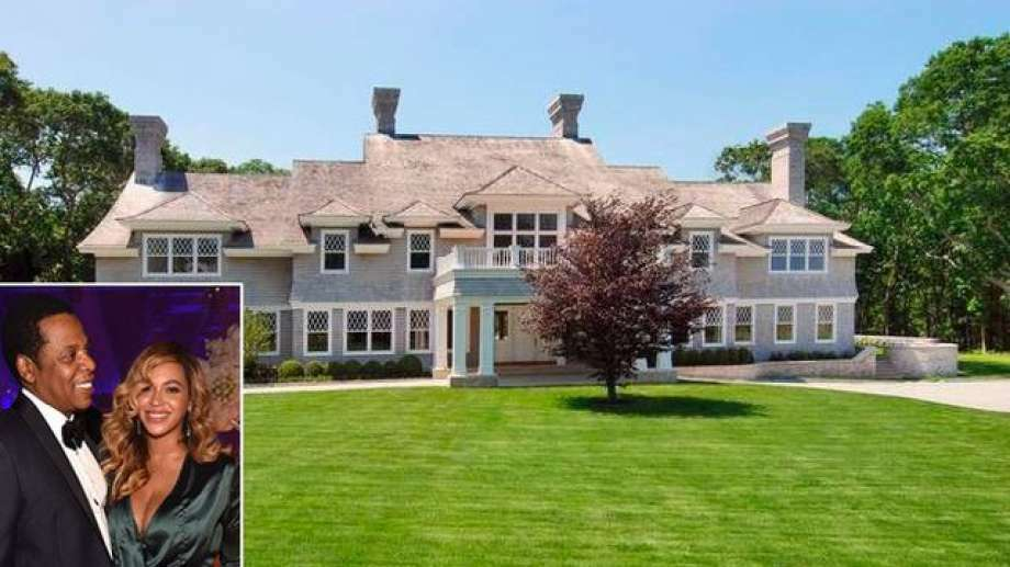 Beyonce and Jay Z purchased a stunning $26 million mansion in East Hampton in the exclusive area of Georgica Pond, the New York Post reported. Photo: Realtor.com