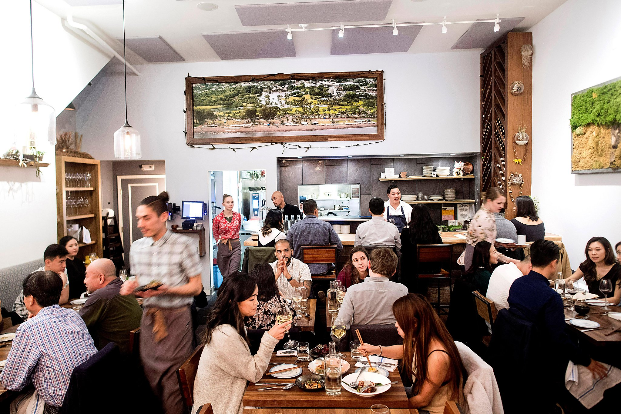 Aina in Dogpatch reinvents Hawaiian cuisine with a modern spirit ...