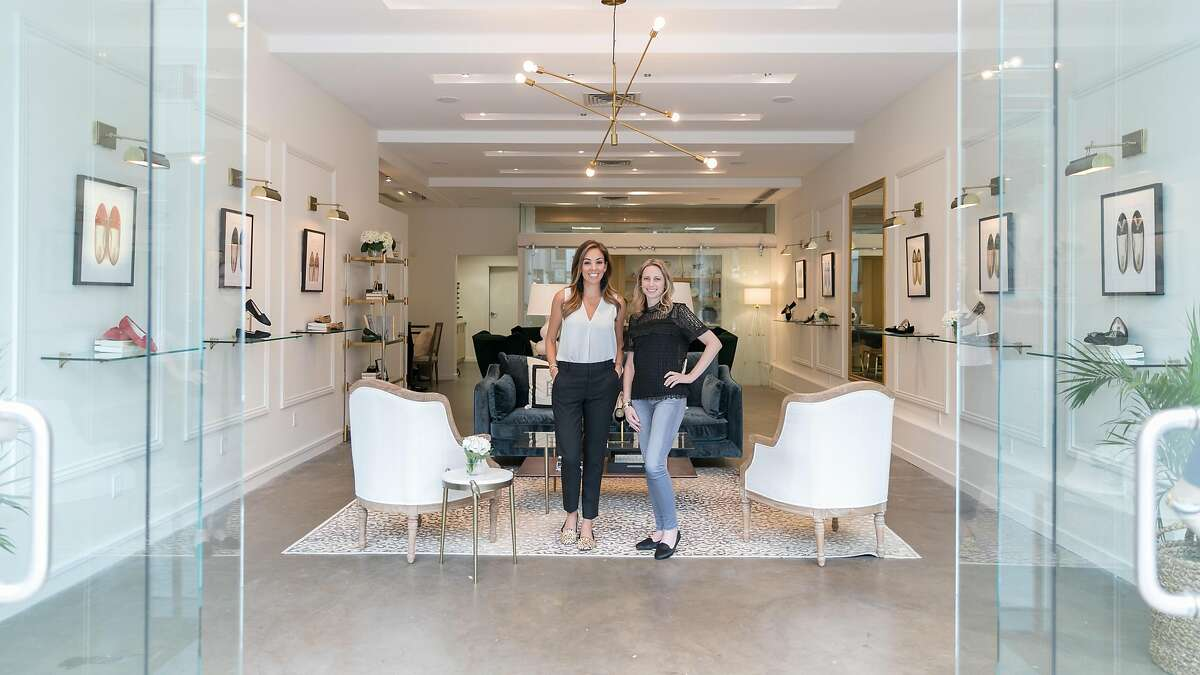 The home slipper brand Birdies has opened a store at 1934 Union St. in San Francisco. The interior was designed by�Lissette Fernandez-Hilson and Chelsea Murawksi of La Finca Interiors.