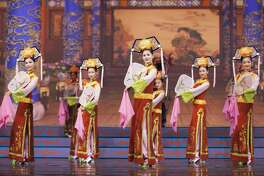 The national tour of the Chinese dance troupe Shen Yun is making a two-day stop in Waterbury.