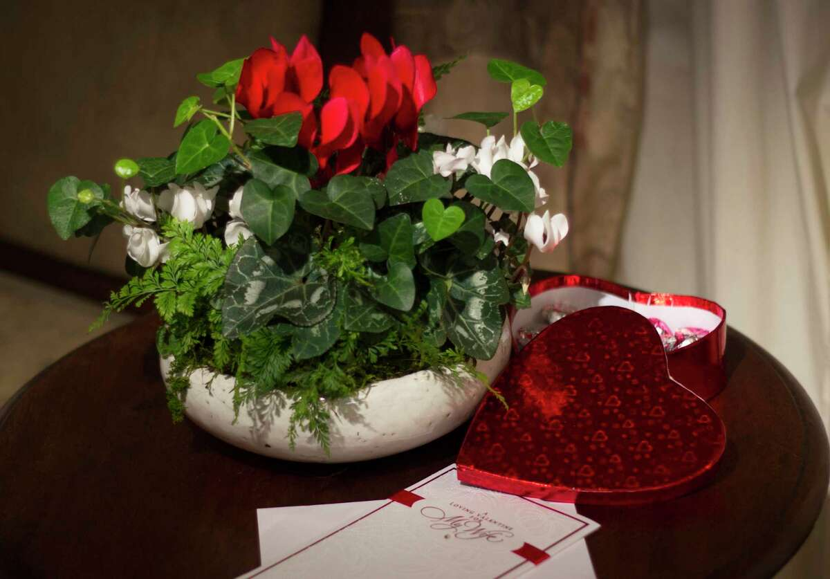 Cyclamen still are popular gifts and do well indoors.