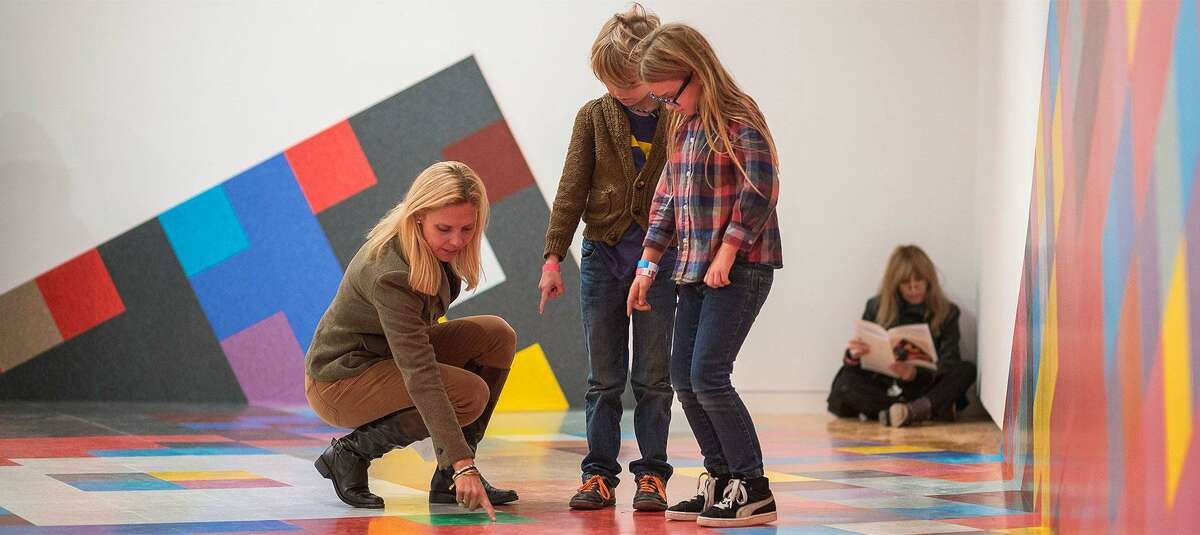 """""""A Day at The Museum - Exploring Light in Art"""" is an all-day program for youngsters set for Dec. 27 at the Aldrich Museum in Ridgefield."""