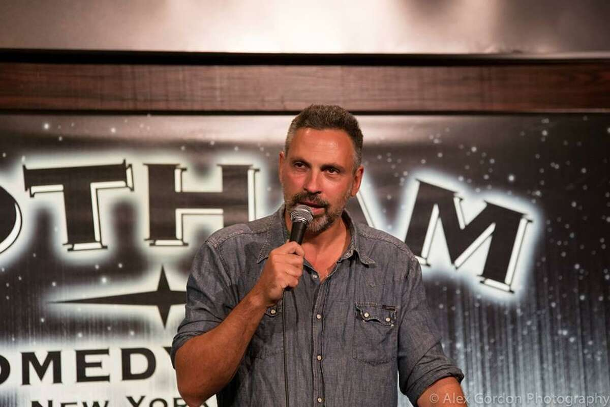 D.C. Benny will perform at the Fairfield Comedy Club on Dec. 23.