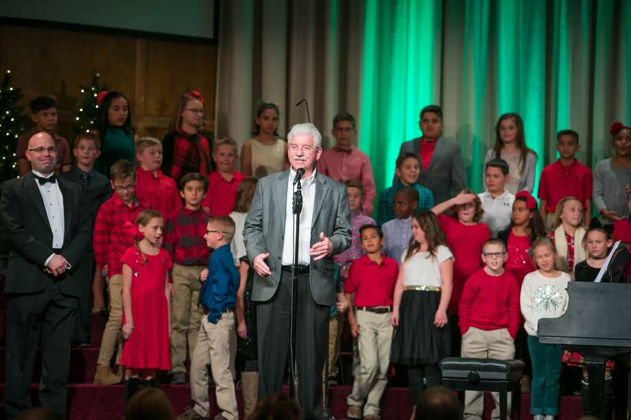 Midland Christian School presented its annual Christmas concert Dec. 12 at Kelview Heights Baptist Church. Photo: Courtesy Photos