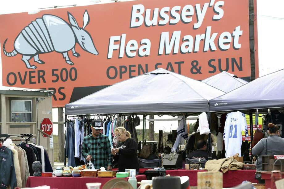 Bussey's Flea Market 