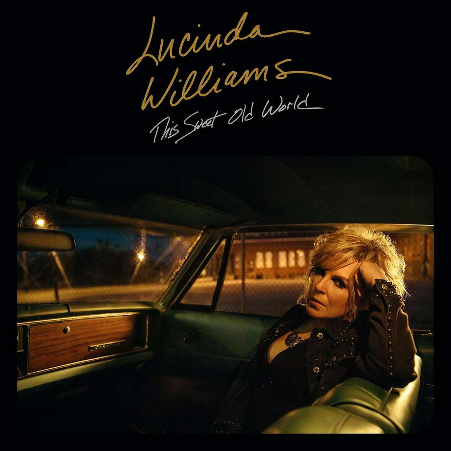 "Lucinda Williams rerecorded and rereleased her iconic album ""This Sweet Old World,"" to mark the 25th anniversary of the original recording. Photo: David McClister"
