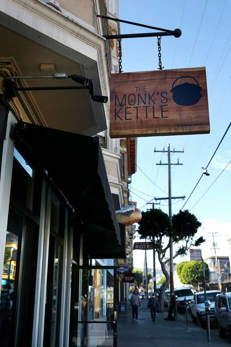 Monk's Kettle restaurant and bar in the Mission. Photo: Michael Macor, The Chronicle