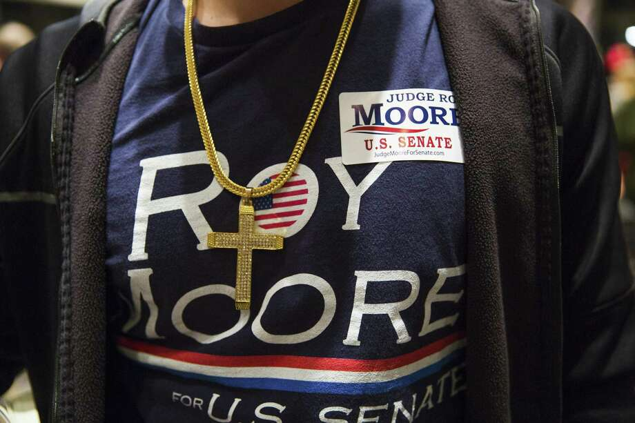 If loyalty to Trump means backing candidates such as Roy Moore, who lost his U.S. Senate race in Alabama to Democrat Doug Jones, then loyalty has to be redefined and losing more races has to be stomached to build a healthier GOP. Photo: KEVIN D. LILES /NYT / NYTNS