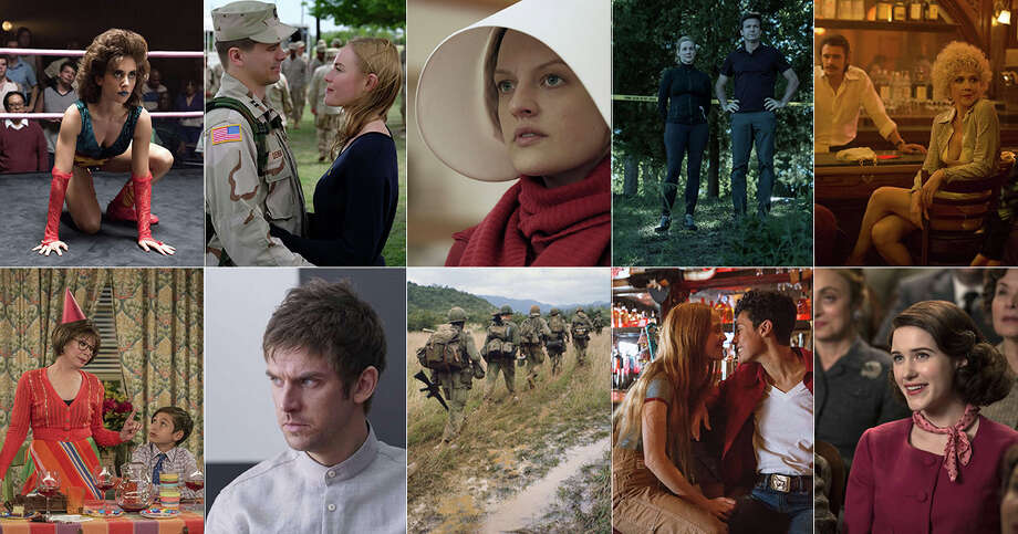 This year's best list includes only shows that premiered in 2017. Click ahead to see them all.