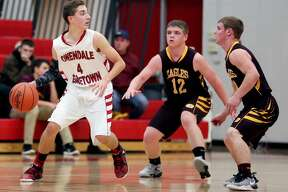 Deckerville at Owen-Gage — Boys Basketball 2017