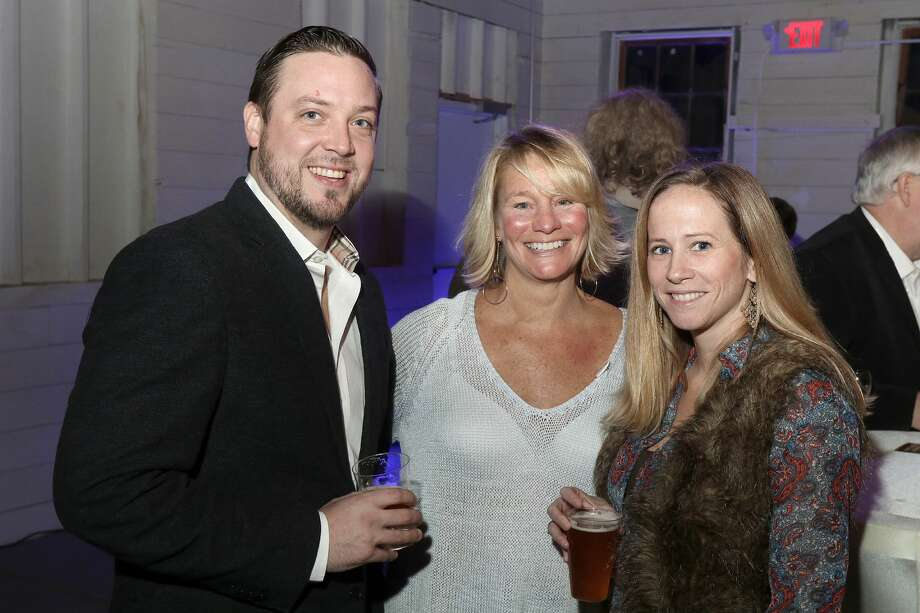 Were you Seen at the Tri-County  Mixer, bringing together the Greene County, Columbia County, Rhinebeck and Red  Hook Chambers of Commerce to celebrate the LUMBERYARD Performing Arts Center on  Monday, December 18, 2017 at LUMBERYARD in Catskill, NY.  Photo: Joe Putrock/Special To The Times Union