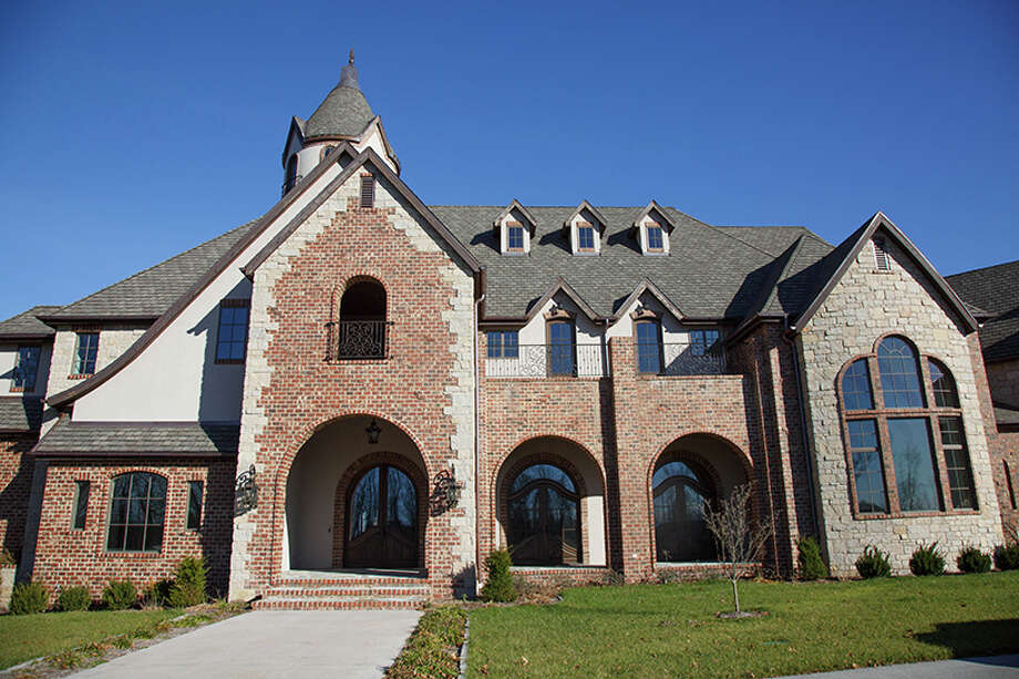 Texas Rangers pitcher Cole Hamels and his wife, Heidi, are donating their 32,000-square-foot mansion worth more than $9.4 million to a camp for children with special needs and chronic illnesses. Photo: Courtesy Of Camp Barnabas