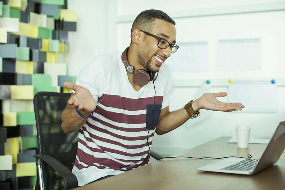 """The shoulder-shrugging reply """"whatever"""" is still the top annoying word this year. Photo: Robert Daly, Getty Images/Caiaimage"""