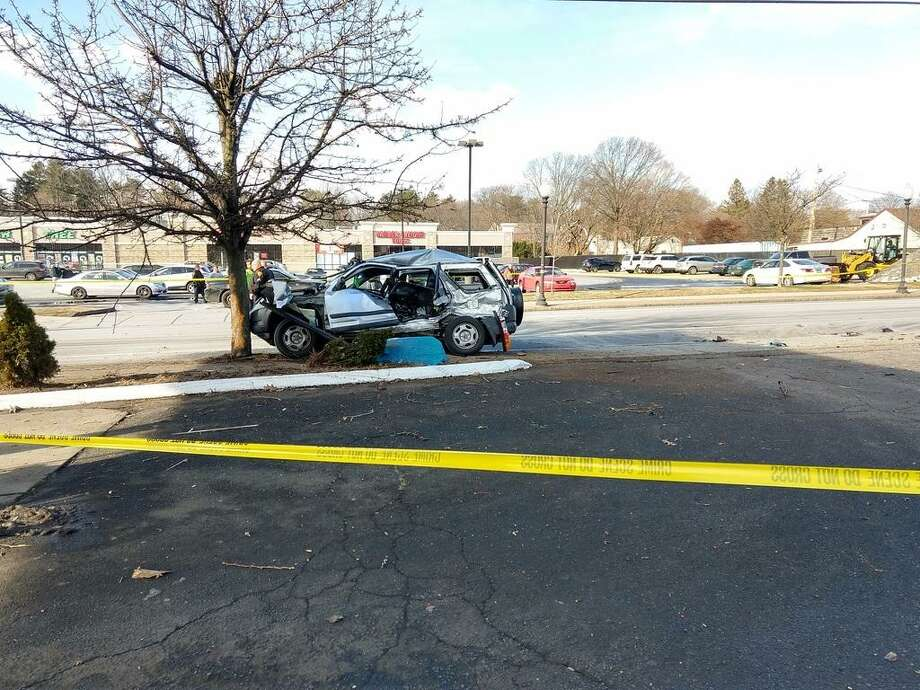 Serious Car Accident Mobilizes Bridgeport First Responders