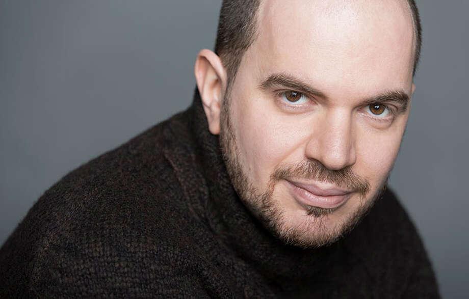 Russian pianist Kirill Gerstein Photo: Courtesy Photo / www.marcoborggreve.com