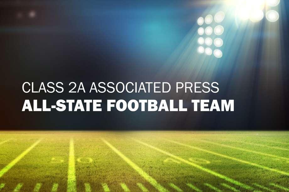 Associated Press Class 2A All-State Football Team.