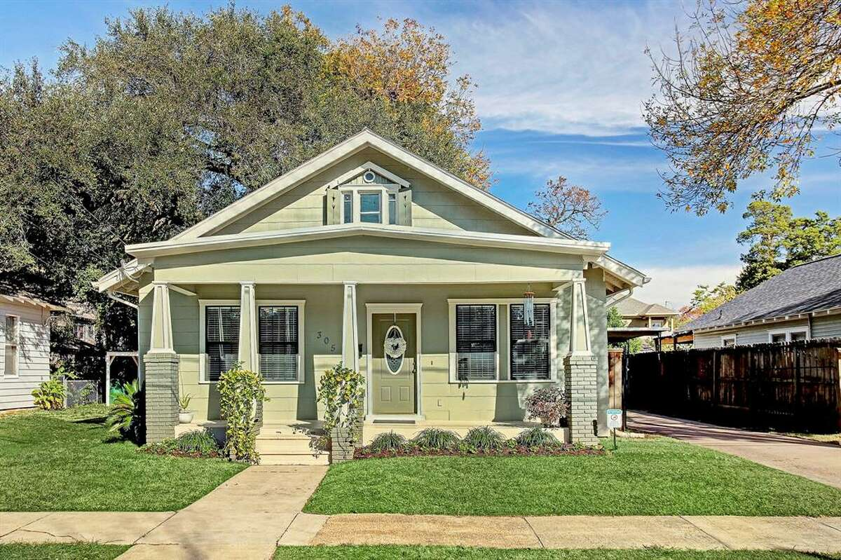 These cozy Houston homes pack charm. >>>Take a tour of the houses.