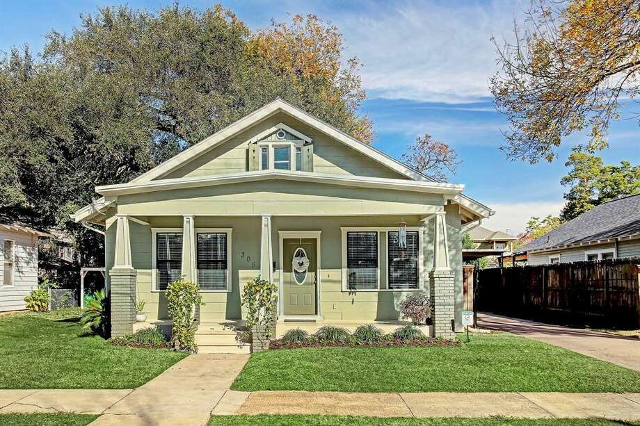 These cozy Houston homes pack charm.>>>Take a tour of the houses. Photo: Houston Association Of Realtors