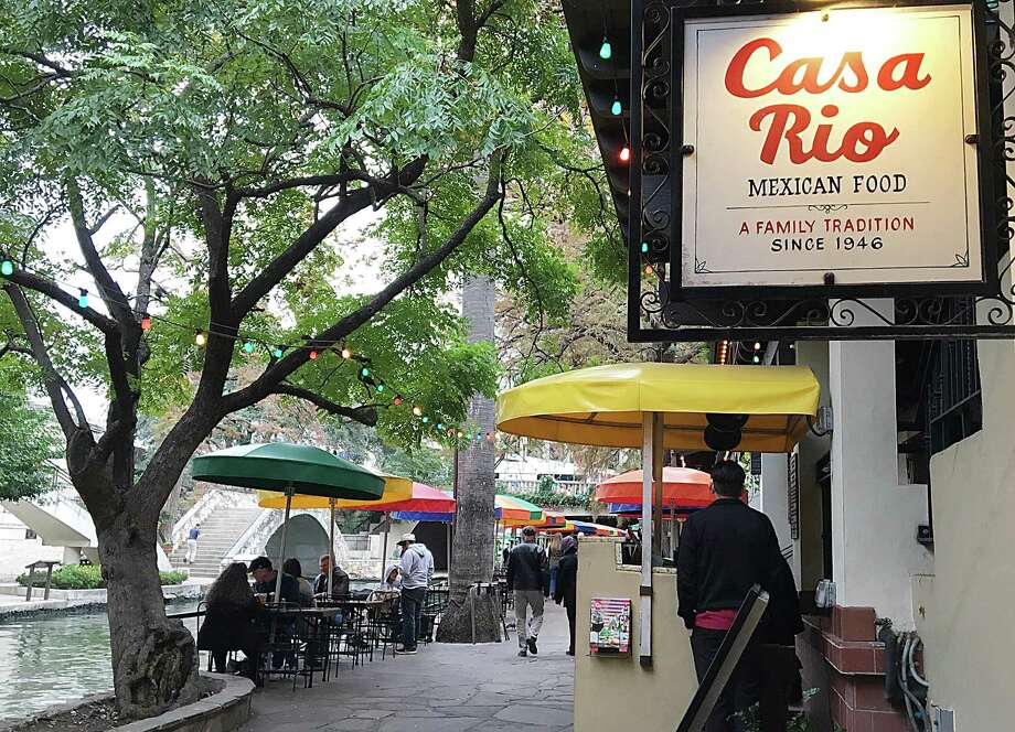 This week, the Facebook page for the San Antonio River Walk shared a deal for parking and dining. Customers who pay $10 to park at the lot at the intersection of Market and Alamo streets will get credit at Casa Rio, a Tex-Mex spot, or Schilo's, which serves German-Texan fare. Photo: Mike Sutter /San Antonio Express-News