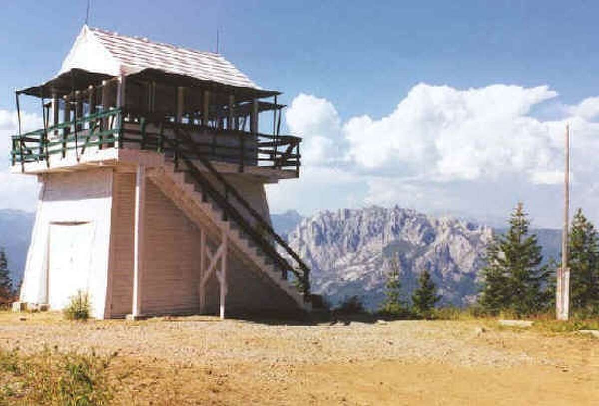Stay at a fire lookout. For true solitude, rent a fire lookout perched high on a mountaintop. There are eight different lookouts located in Northern California, scattered throughout the Trinity Alps near Mount Shasta, Mendocino National Forest, Tahoe National Forest, and more. These cabins are very remote, rustic, and perfect for getting some quiet reading done with sweeping views in the background. Pictured: The Girard Ridge Lookout is perched at 4,809 feet in a beautiful evergreen forest. It was built in 1931 and used regularly by the Forest Service until 1982, and is one of the last remaining historic lookouts in the Shasta-Trinity National Forest.