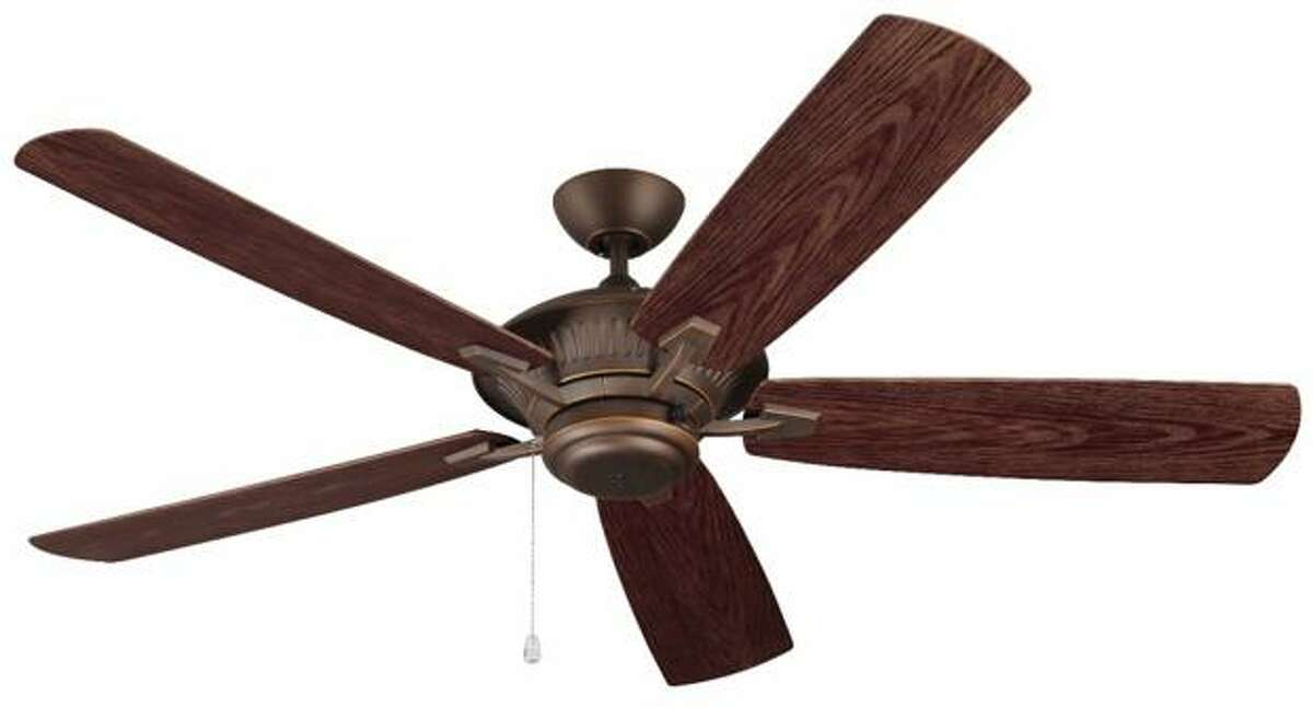 Monte Carlo is recalling 3,400 Cyclone ceiling fans in the U.S. because the brackets connected to the fan blades can break, causing the blades to fall, posing an injury hazard.