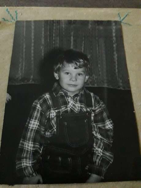 Childhood photo of Jakub Gruszczynski, manager of Ted's Delikatessen in Concord. Photo: Courtesy�Gruzynski Family