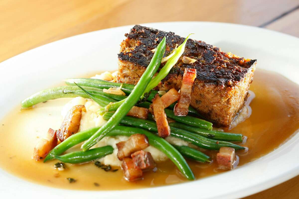 SF Restaurant Week (Jan. 23- Jan.31) Blue Plate Special offer: Prix-fixe three-course dinner at $40 The upscale comfort food spot will offer guests a choice one small plates, an entree and dessert. One entree option includes meatloaf, which is their signature dish. If you order their hanger steak, brandade gnocchi and any of their desserts listed, you'll be saving $13 from the regular menu. See thefull menu here. Contact:(415) 282-6777,blueplatesf.com